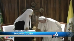 Julia Bagg Reports on Pope's Historic Visit in Cuba
