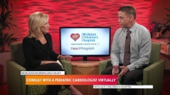Nicklaus Children's Hospital: Virtual Pediatric Cardiology