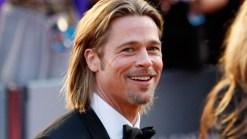"""Brad Pitt Dishes On """"Killing Them Softly"""""""