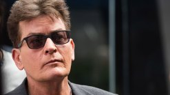 Charlie Sheen Talks Life After HIV-Status