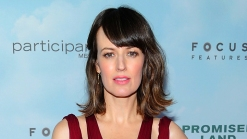 "Rosemarie DeWitt Talks Film at ""Promised Land"" Premiere"