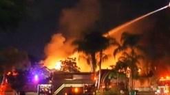 Fire Destroys Kendall Home; Investigators Scour Remains