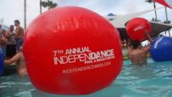 Inside the 7th Annual IndepenDance Pool Party