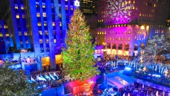Rockefeller Tree-Lighting Time Lapse
