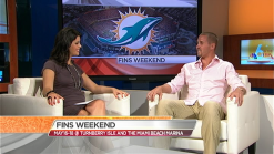 Brian Hartline Talks Fins Weekend