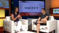 Carlos Mencia Talks Spanish TV, 'Champu'