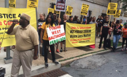 Freddie Gray's Death: Judge Won't Drop Charges Against Officers