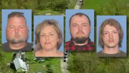 Ohio Family Charged in Murder of 8 Members of Another Family