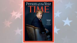 Time Picks Trump for 2016 Person of the Year