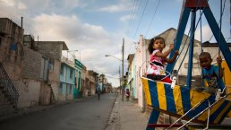 A Slow Economy Beyond the Reaches of Cuba's Tourism Boom