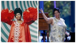 Aretha Franklin's Life in Photos