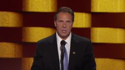 Andrew Cuomo Praises National Unity Following 9/11 at 2016 D