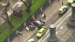London Investigates Terrorist Incident