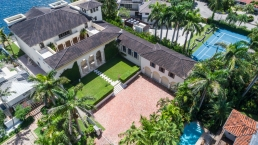 Live Like a Rap Star in This $12.9 Million Miami Mansion
