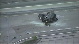 Fatal Crash Closes I-95 Ramp in Broward