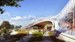 Sneak Peak: Plans For Google's New Building