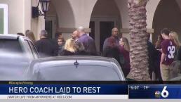 Hero Stoneman Coach Laid to Rest