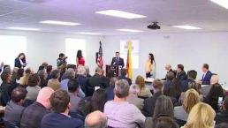 Local Leaders Discuss Venezuela in Doral Meeting