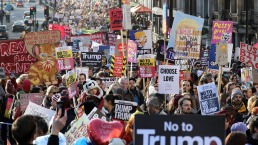 From Antarctica to Europe: Women's Marches Around the World