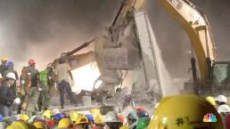 Mexico's Earthquake Recovery Efforts Stretch Into Fourth Day