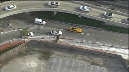 High-Speed Police Chase Ends in Crash in Miami-Dade