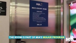 MIA Unveils Sensory Room for Kids During Autism Awareness Month