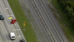 Person Killed Near Train in Pompano Beach