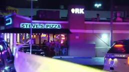 Person Reportedly Shot in Leg Outside North Miami Pizza Shop