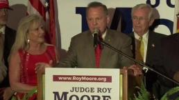 Roy Moore Faces Accusation of Underage Sexual Contact
