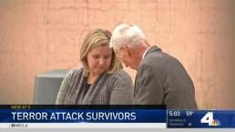 San Bernardino Terror Attack Victims Plead for Medications, Treatment
