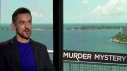 Sandler, Aniston Team Up for 'Murder Mystery'