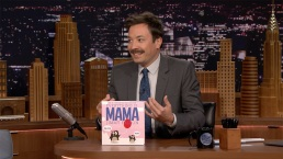 'Tonight': Fallon Reveals New Book 'Everything Is Mama'