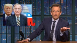 'Late Night': A Look at the CBO Report on GOP's Health Bill