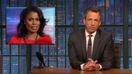 'Late Night': A Closer Look at Omarosa Claim About Hacked Emails