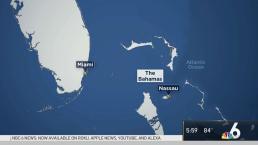 Small Plane Reported Down Near Nassau