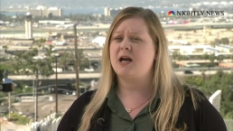 Mother of TSA-Screened Teen Speaks to 'Nightly News'
