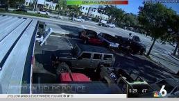 Veteran Helps Miami Police Arrest Car Thief