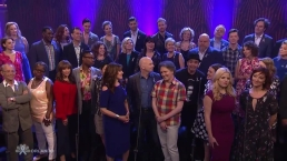 Broadway Stars Perform Tribute Song For Orlando Victims