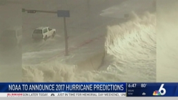 NOAA to Release Hurricane Predictions For 2017
