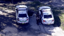 Suspect in Custody After Perimeter in Miami
