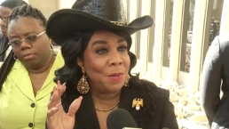 Rep. Frederica Wilson Comments on La David Johnson News