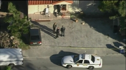 Police at Scene of Double Stabbing in SW Miami-Dade