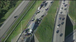 Tractor-Trailer Crash on I-75 Snarls Traffic