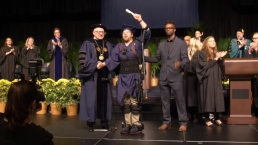 Paralyzed FIU Graduate Shane Mosko Gets Degree