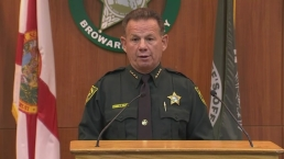 Broward Sheriff Scott Israel Says Deputies Will Carry Rifles on School Grounds