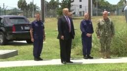 President Trump in Key West
