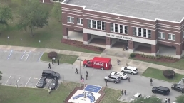 Person Shot at Central Florida High School