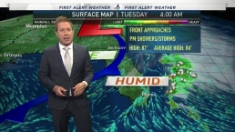 NBC 6 Web Weather - April 24th