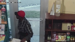 Miami Booze Bandit Caught on Camera