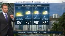 NBC 6 Web Weather - June 18th